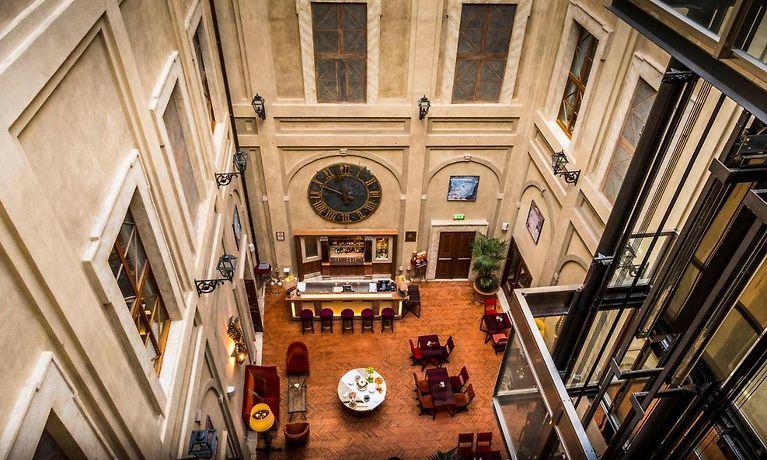 Grand Continental Hotel Siena